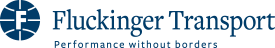 Fluckinger Transport Logo